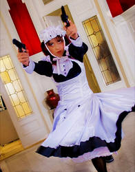 One hell of maid