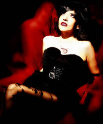 Burlesque' Lust by MishimaHaiku