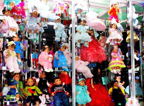 Glasshouse dolls