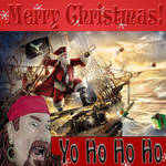 Pirate Christmas Card-1