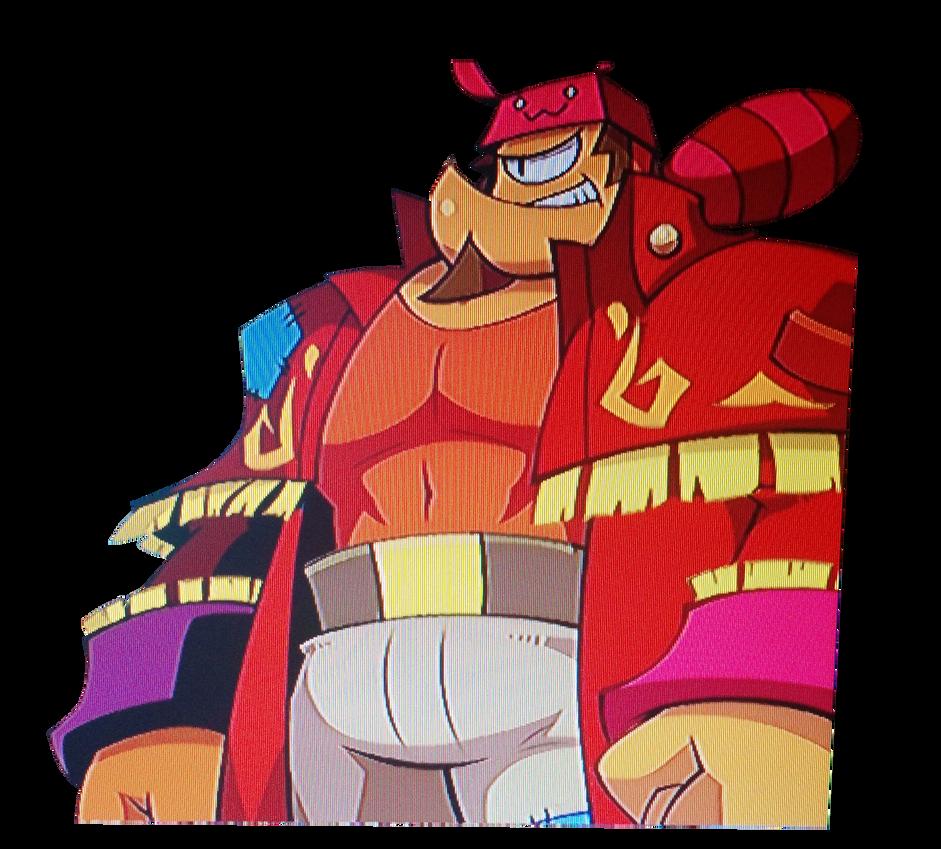 1/2 Genie Hero: Magic Carpet Uniform Ammo Baron by