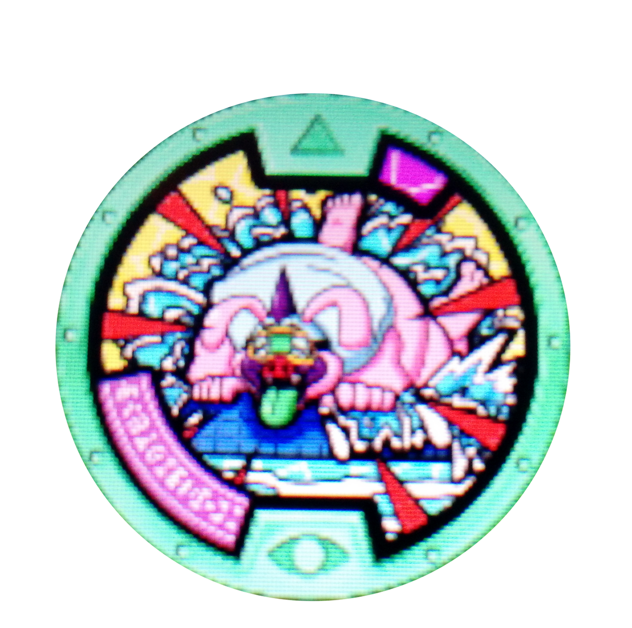Yo kai watch 2 sproink medal by bigmariofan99 on deviantart for Decoration yo kai watch