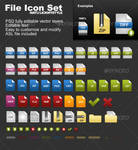 File Icon Set