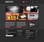 Prototype Wordpress Portfolio