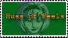 Huss of Feels Stamp by NatsNeko