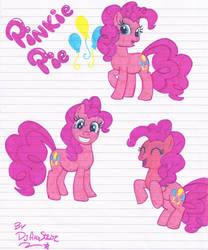 Pinkie Pie by DjAmuStar