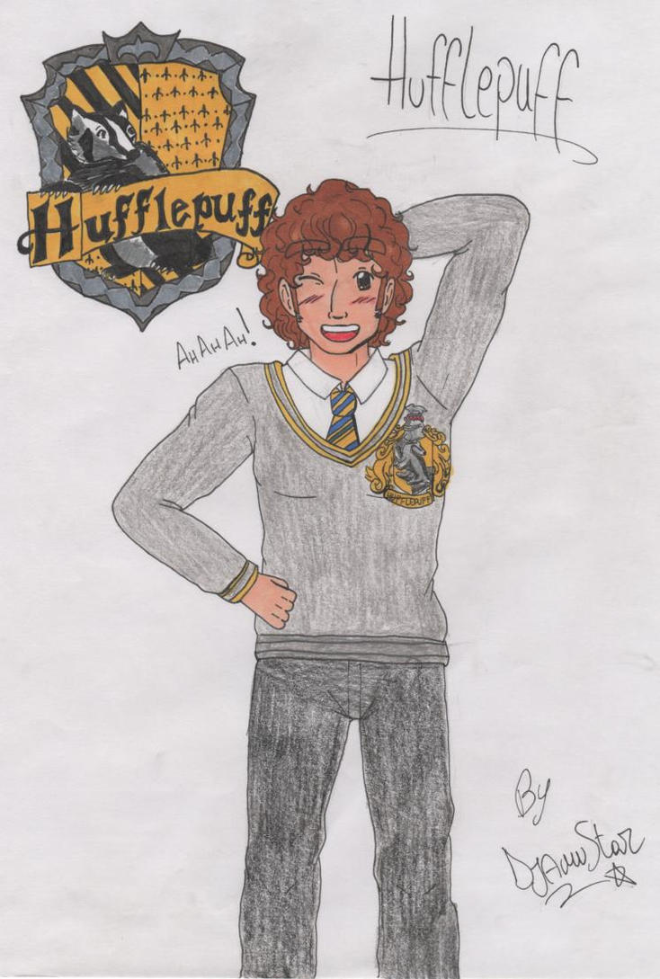 Hufflepuff by DjAmuStar