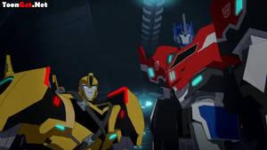 Optimus et Bumblebee