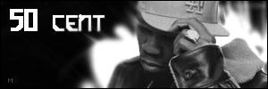 50 Cent Rapper by M0r10N