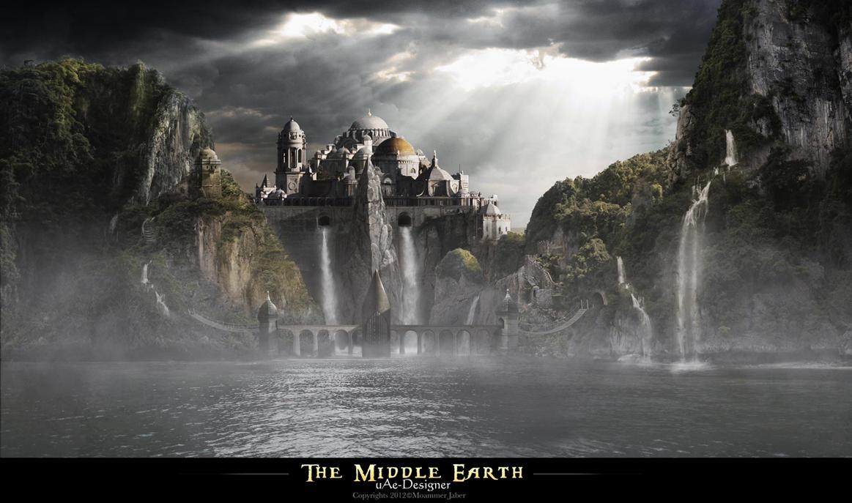 art middle earth wallpaper-#15