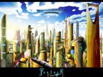 :: Fantasy City ::