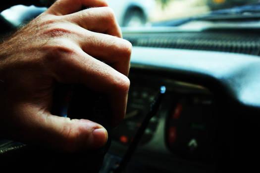 car to stop