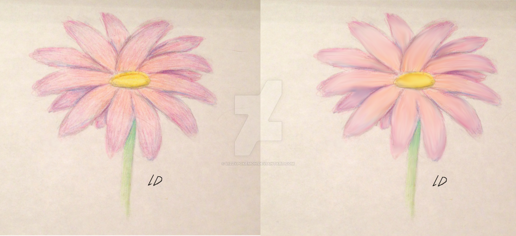 I Made a Flower by Lizzypokemon