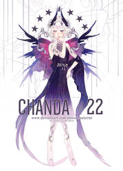 [closed] Chanda 22 by missdisaster00