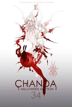 [closed] Chanda34 HALLOWEEN auction