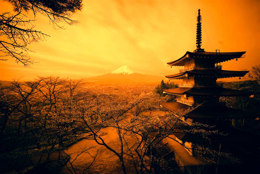 Mount Fuji, Japan - R72 by matsunuma