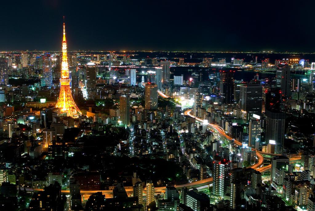 Tokyo Tower by matsunuma