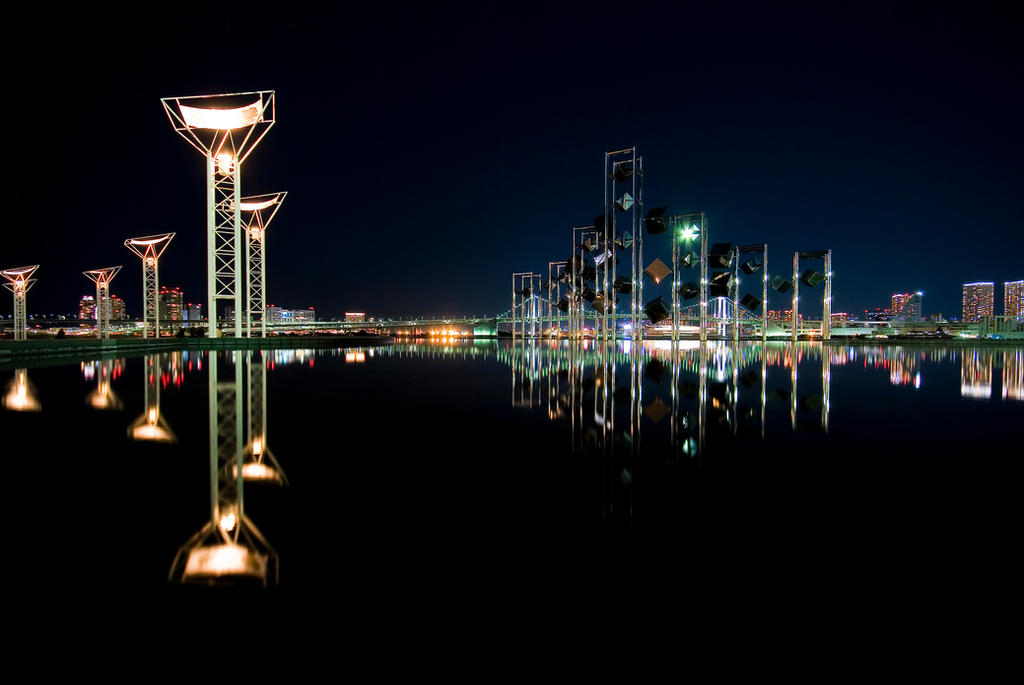 Tokyo Nightscape by matsunuma