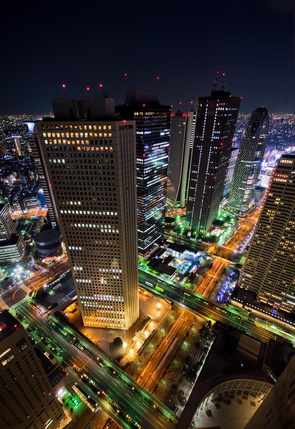 Shinjuku 2010 by matsunuma