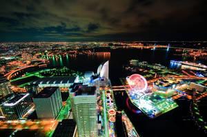 Yokohama Minato-Mirai by matsunuma