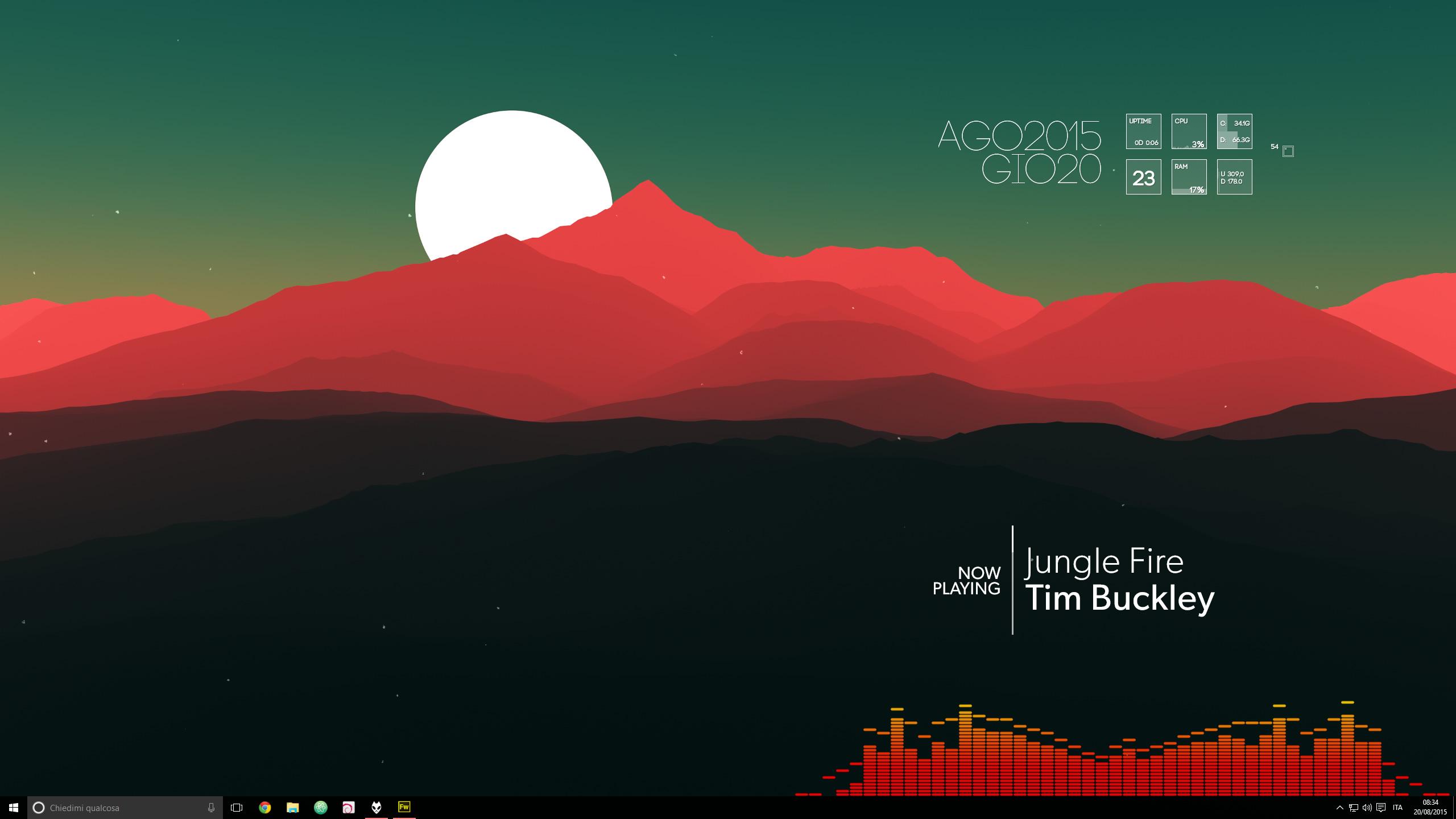 10th dimension windows 10 desktop by starise