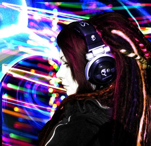 pretty rave girl lyrics № 661360
