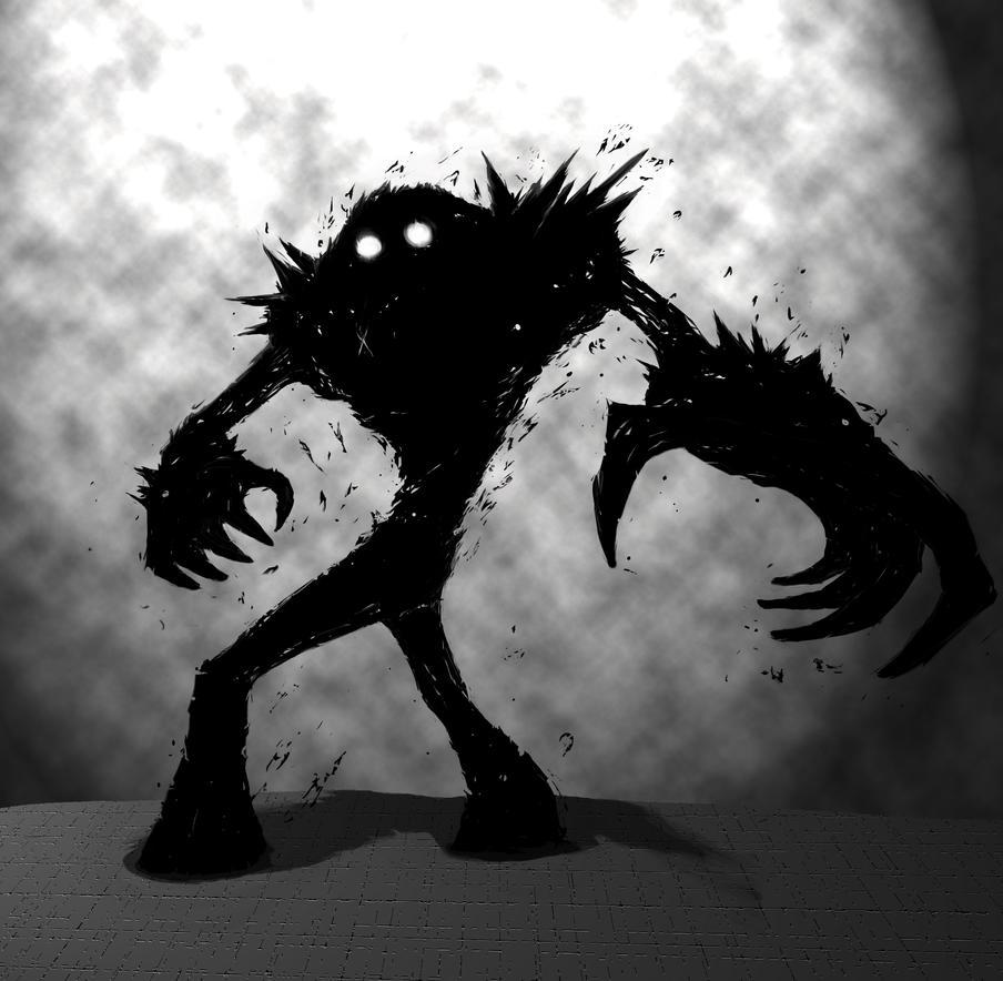 Shadow Thorn by SilverLeon88
