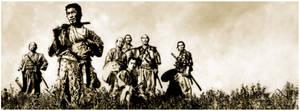 seven samurai redo