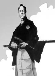 Samurai june 20 by tomasoverbai
