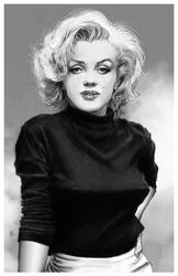 Another few hours with Ms. Monroe