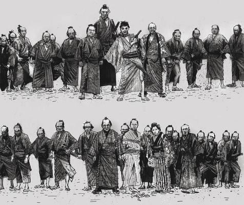 Yojimbo Kimono practice