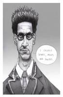 Dr. Egon Spengler by tomasoverbai