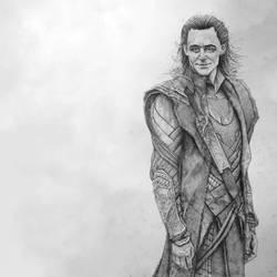 Loki by tomasoverbai