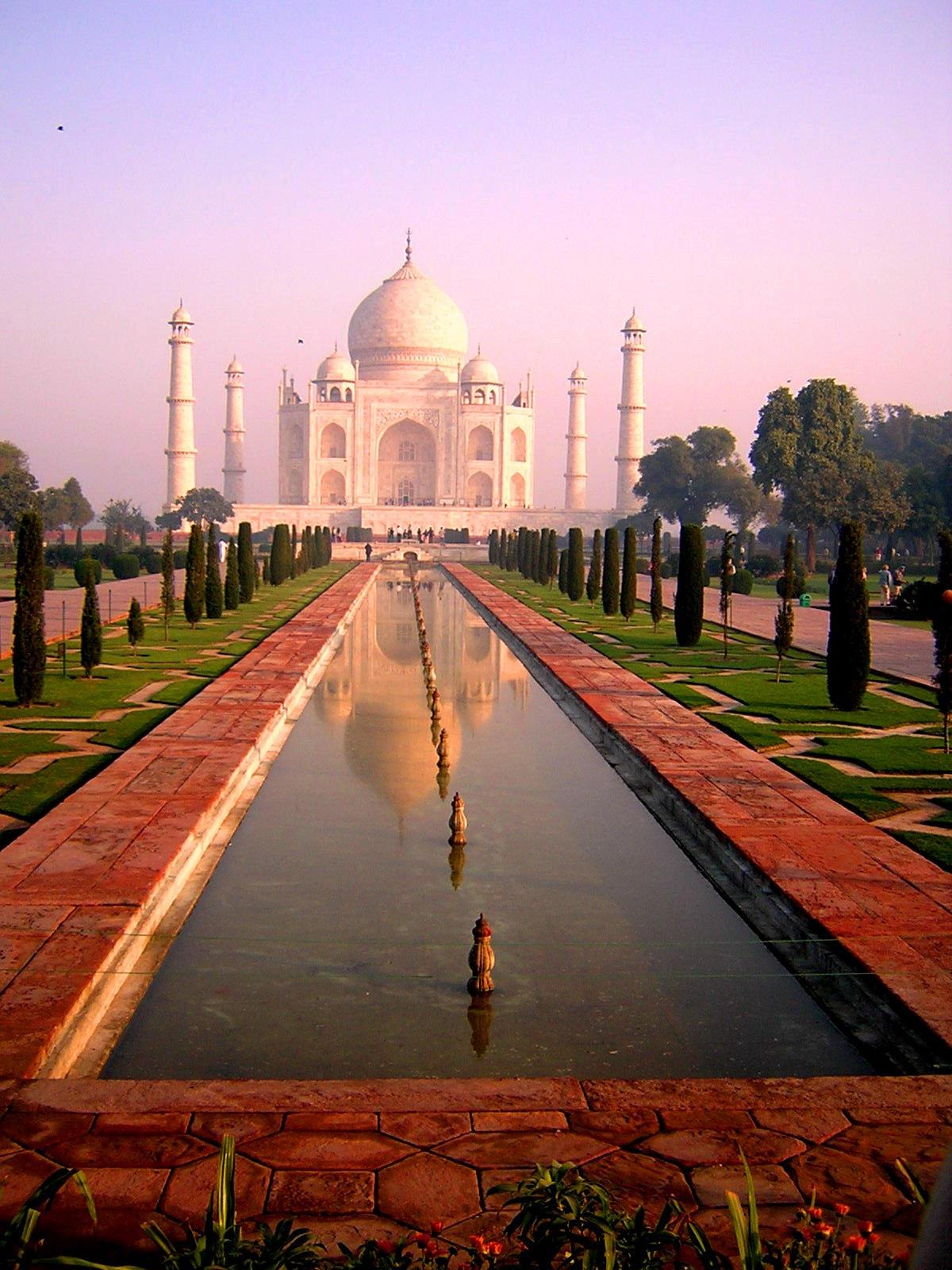 Taj Mahal by mikomi-sToCk