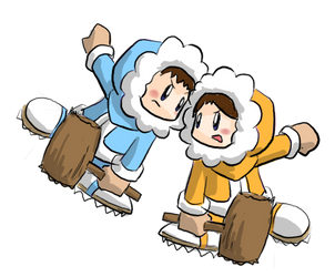 Ice Climbers Final Design by Kotka-prailor