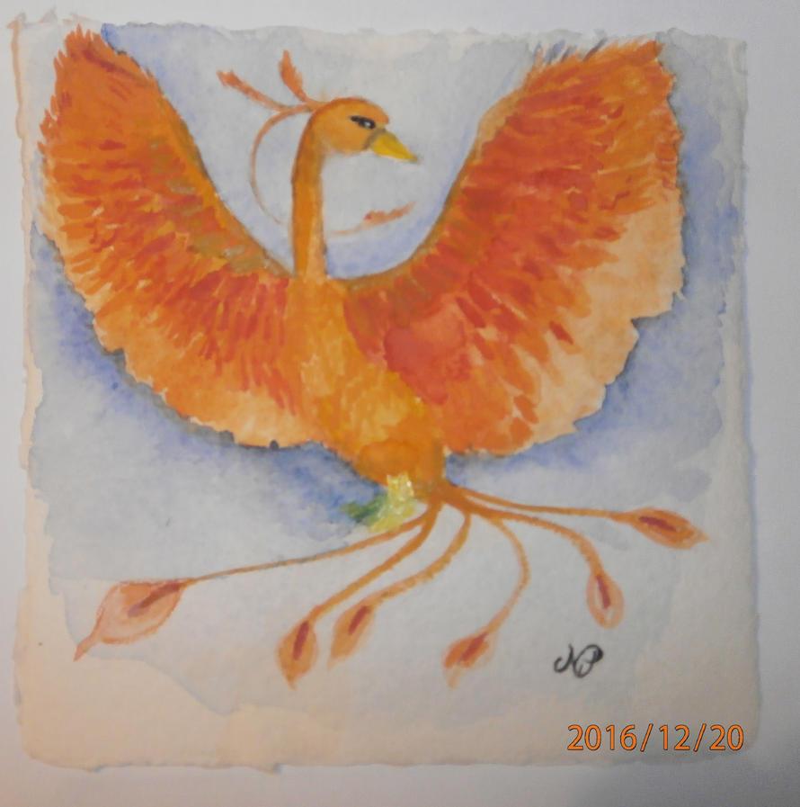 Fire bird by talisath