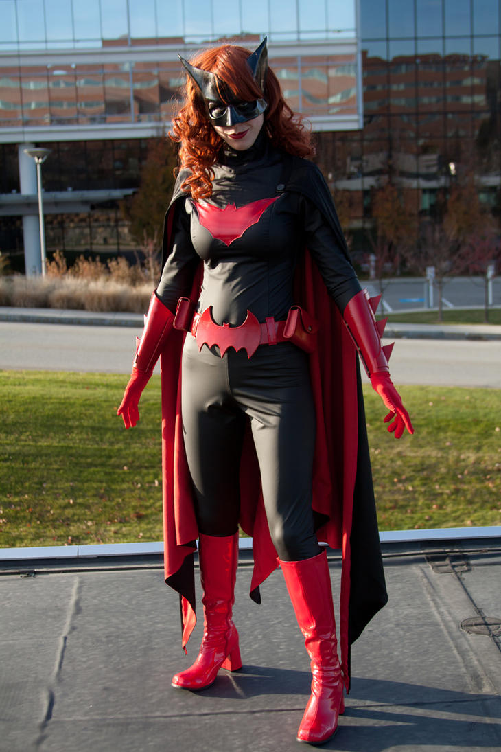 Batwoman Full Suit by BlitheFool
