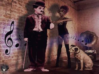 A friend of Chaplin is a Friend to me.... by Guardedspirit