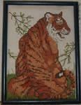 Crafts: Tiger