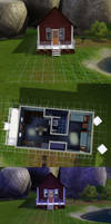 Sims 3: Morning Breeze Cottage