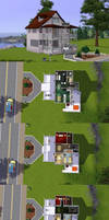 Sims 3: Sanctuary by PrlUnicorn