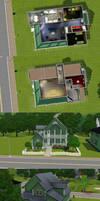Sims 3: Beach St House by PrlUnicorn