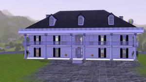Sims 3: Plantation in Progress by PrlUnicorn