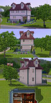 Sims 3: Lily - Inspired by Greenleaf Lily by PrlUnicorn