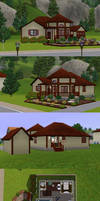 Sims 3: Country Victorian 1 by PrlUnicorn