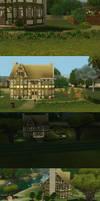 Dragon Valley Tudor - Exterior