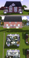 Brick Duplex 1