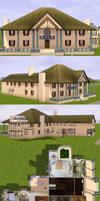Sims 3 Based on Thistle Hill