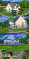 Sims 4: Hendren Inspired