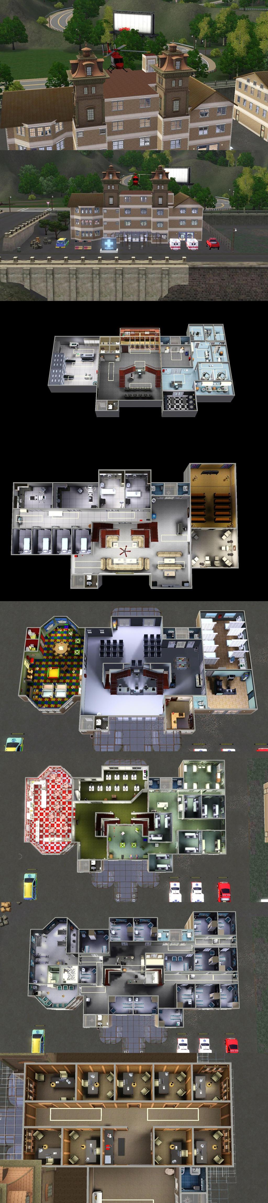 DESMC: Main Hospital